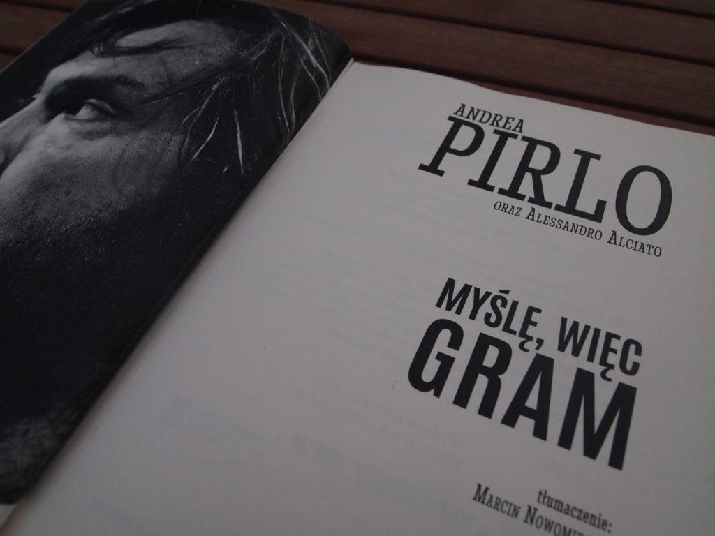 Andrea Pirlo - Myślę, więc gram